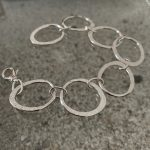 Blonde Bracelet from 925 Sterling Silver