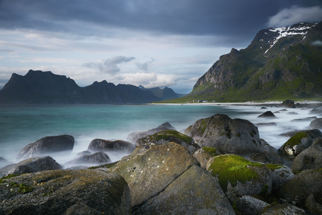 Picture of a Magic Shoreline