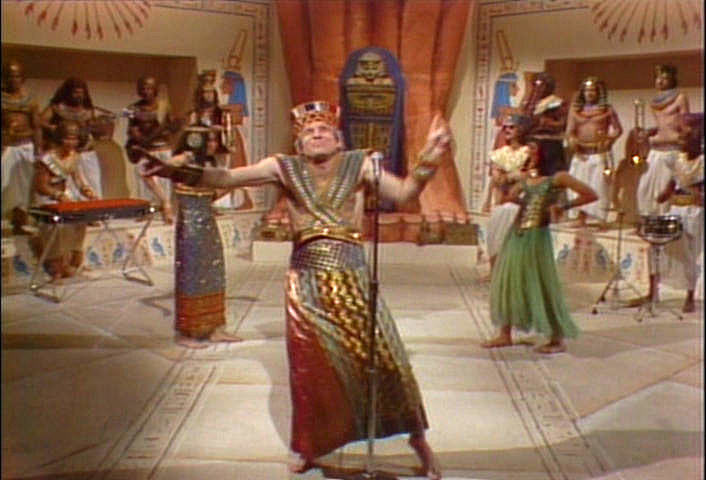 Image result for steve martin as king tut