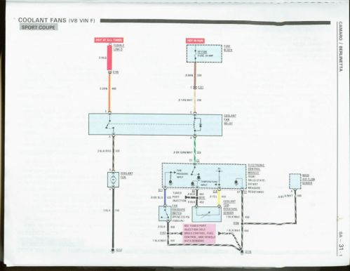 small resolution of 92 camaro radiator fan wiring diagram wiring diagram view iroc fan wiring diagram wiring diagram sheet
