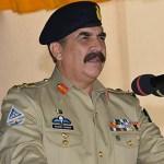 Malaysian army chief calls on COAS General Raheel Sharif