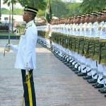 COAS General Raheel Sharif reaches Malaysia on two-day tour