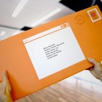 Snag A Job – Giant Resume Envelope