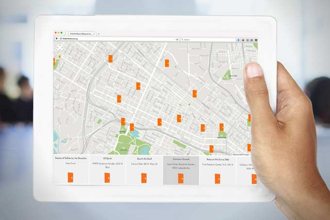 Find Art Doors Custom Map Development