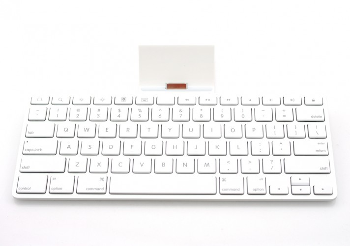 Apple iPad Keyboard Dock Review