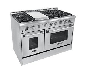 Thor Kitchen Double Oven Gas Range