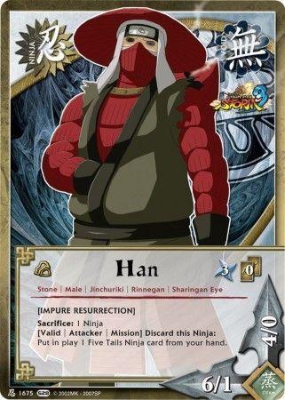 Han Impure Resurrection 1675 Common Naruto