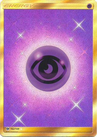 Image result for secret rare basic psychic energy card