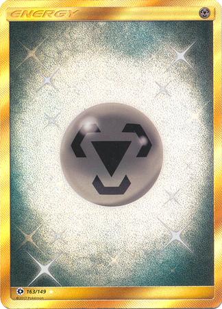 Image result for secret rare basic metal energy card