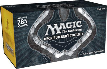 Magic 2013 Deck Builders Toolkit MTG 2012 Magic