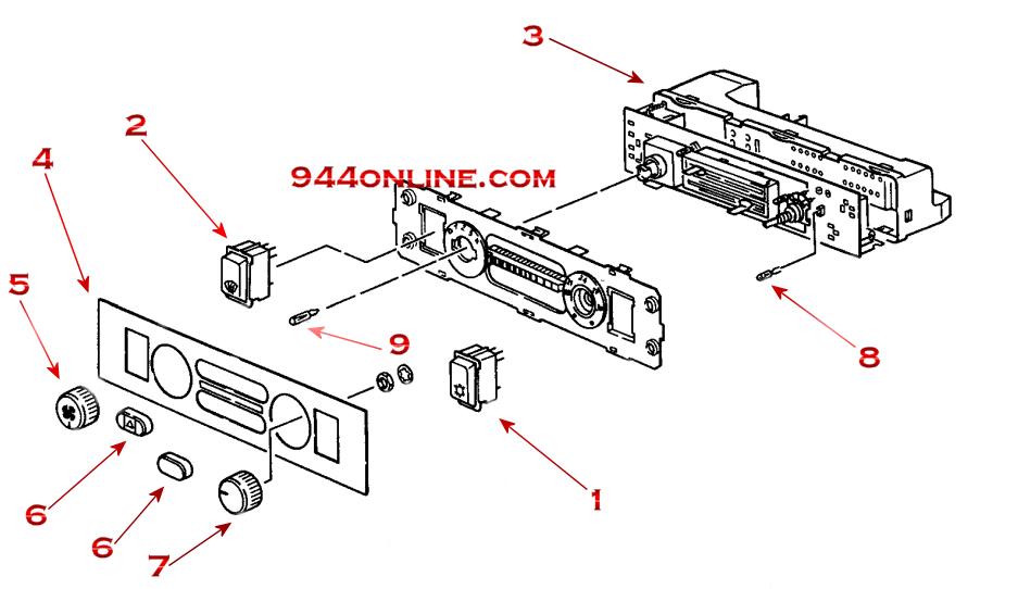 1987 Suzuki Samurai Ignition Switch Diagram