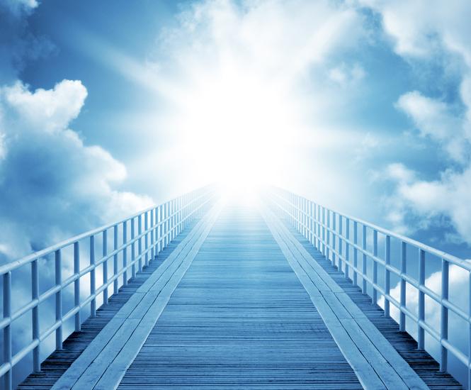 Muchas personas que tuvieron muerte clínica pudieron haber visto qué hay más allá de la luz. según científicos. FOTO: Especial