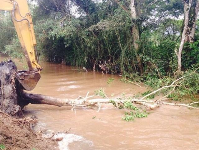 Hasta este momento no se registran daños ni pérdidas humanas, sin embargo sí se ha procedido a trabajos de desazolve en algunos arroyos y ríos de esas zonas.
