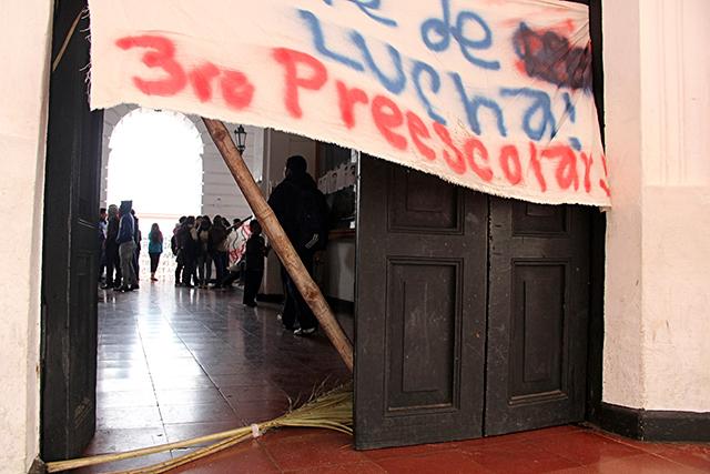 80 estudiantes de las normales Manuel Larráinzar y Experimental ingresaron a las instalaciones municipales