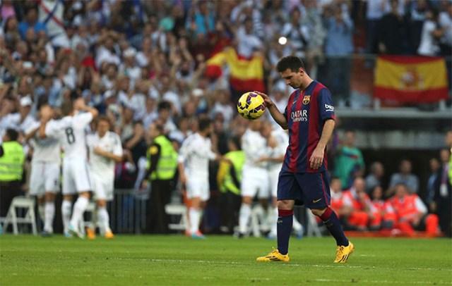El Real Madrid vence 3-1 al Barcelona (Reuters)
