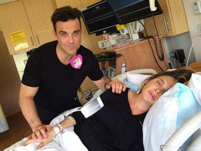 Un portavoz de la estrella pop dijo en Londres que 'es un asunto privado, lamentablemente no podemos decir nada'. (Especial)
