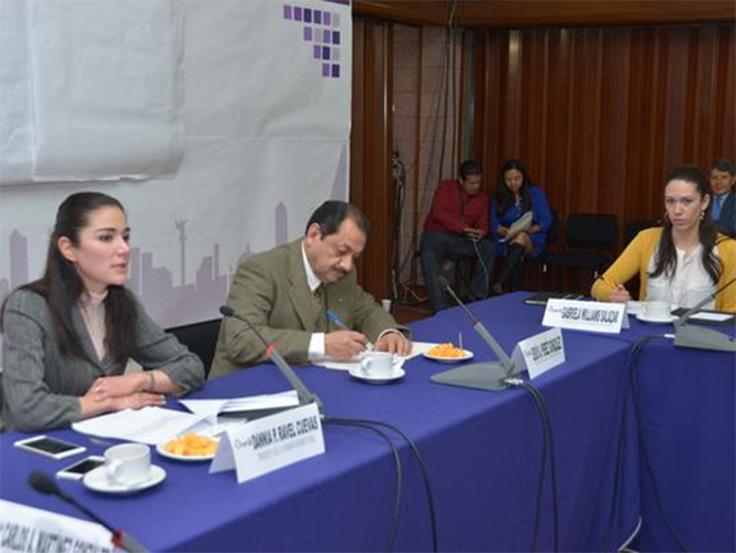Instalada Comisión Instructora del Instituto Electoral del Distrito Federal (IEDF)