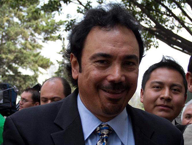 Hugo Sánchez ya está en el Distrito Federal (Fotos: cuartoscuro)