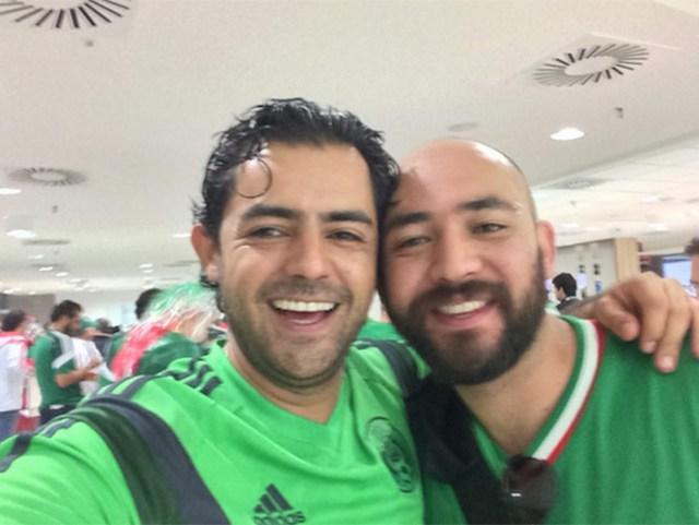 La Justicia brasileña impuso multas a dos de los mexicanos detenidos durante el Mundial y absolvió a los otros dos. Foto Archivo