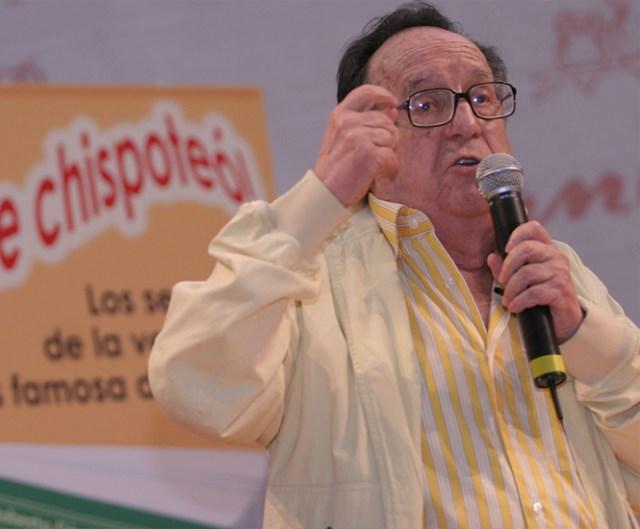 Roberto Gómez Bolaños fue un gigante de la comedia que se especializó en el humor blanco. FOTO: Archivo/Cuartoscuro