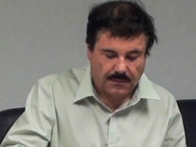 """Joaquín """"El Chapo"""" Guzmán fue detenido en febrero pasado"""