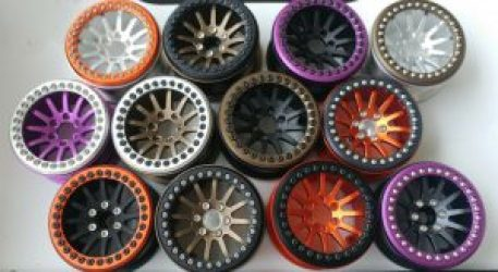 2.2 Beadlock Bottoms Up RC Wheels