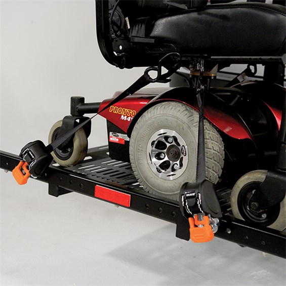Outsider B Electric ScooterPower chair Lift with Straps