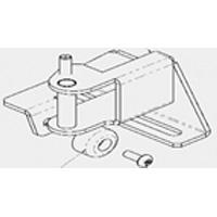 VMI Honda Odyssey STRIKER, DOOR FOOT, FULL OPEN LATCH (PASS)