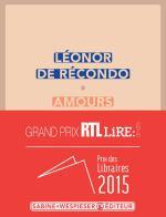 Léonor de Recondo, Amours.