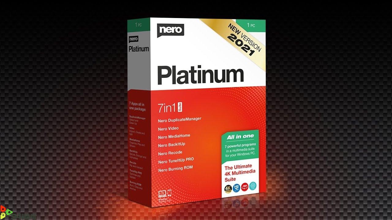 Nero Platinum Suite 2021-Windows軟體下載-94i論壇 - 電影線上看 - 免費電影 - BT下載 - 免空下載