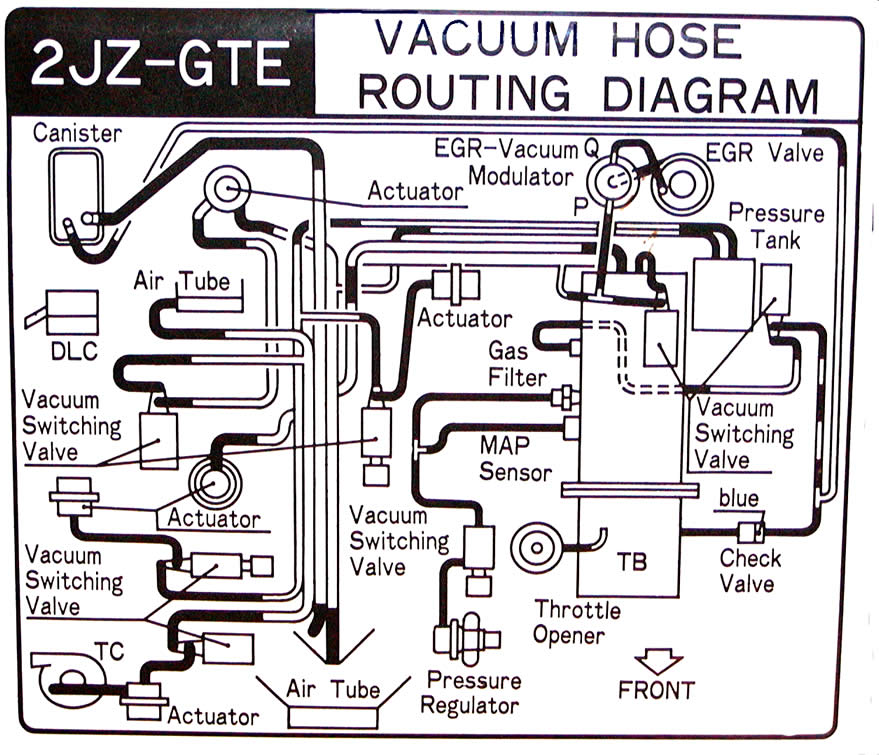 1jzgte vvti alternator wiring diagram motion light 2jzgte
