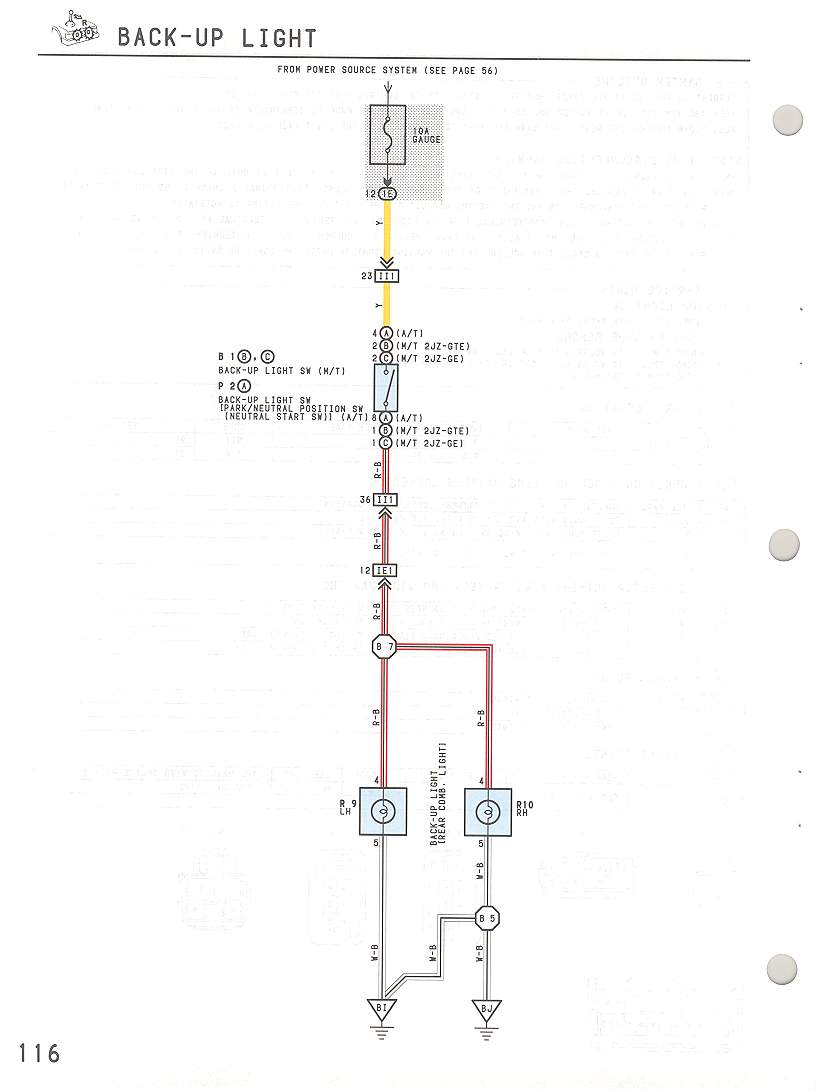 medium resolution of now locate the auto harness connector and the reverse light connector in the trans tunnel they are circled in red