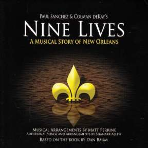 Nine Lives - CD Cover