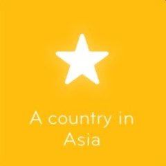A country in Asia 94