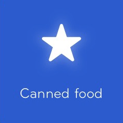 Canned food 94