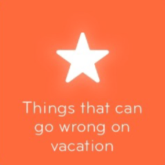 Things that can go wrong on vacation 94