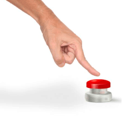94 red button image