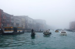 Italy, Venice, traffic