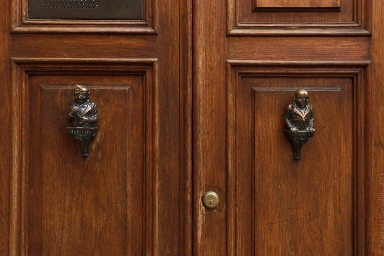 Venice, doors