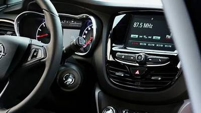 Opel Karl at Geneva Auto Show 2015  One News Page [US] VIDEO