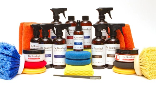 Win 300 of Dr Beasley39s Premium Car Care Products! 95