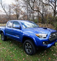 daily driving the 2016 toyota tacoma trd sport  [ 1920 x 1462 Pixel ]
