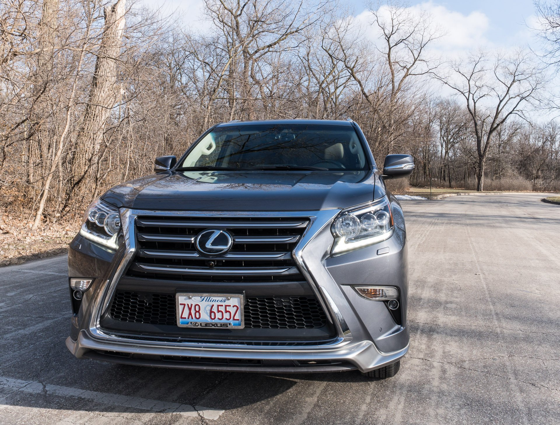 Review 2017 Lexus GX 460 Luxury 95 Octane