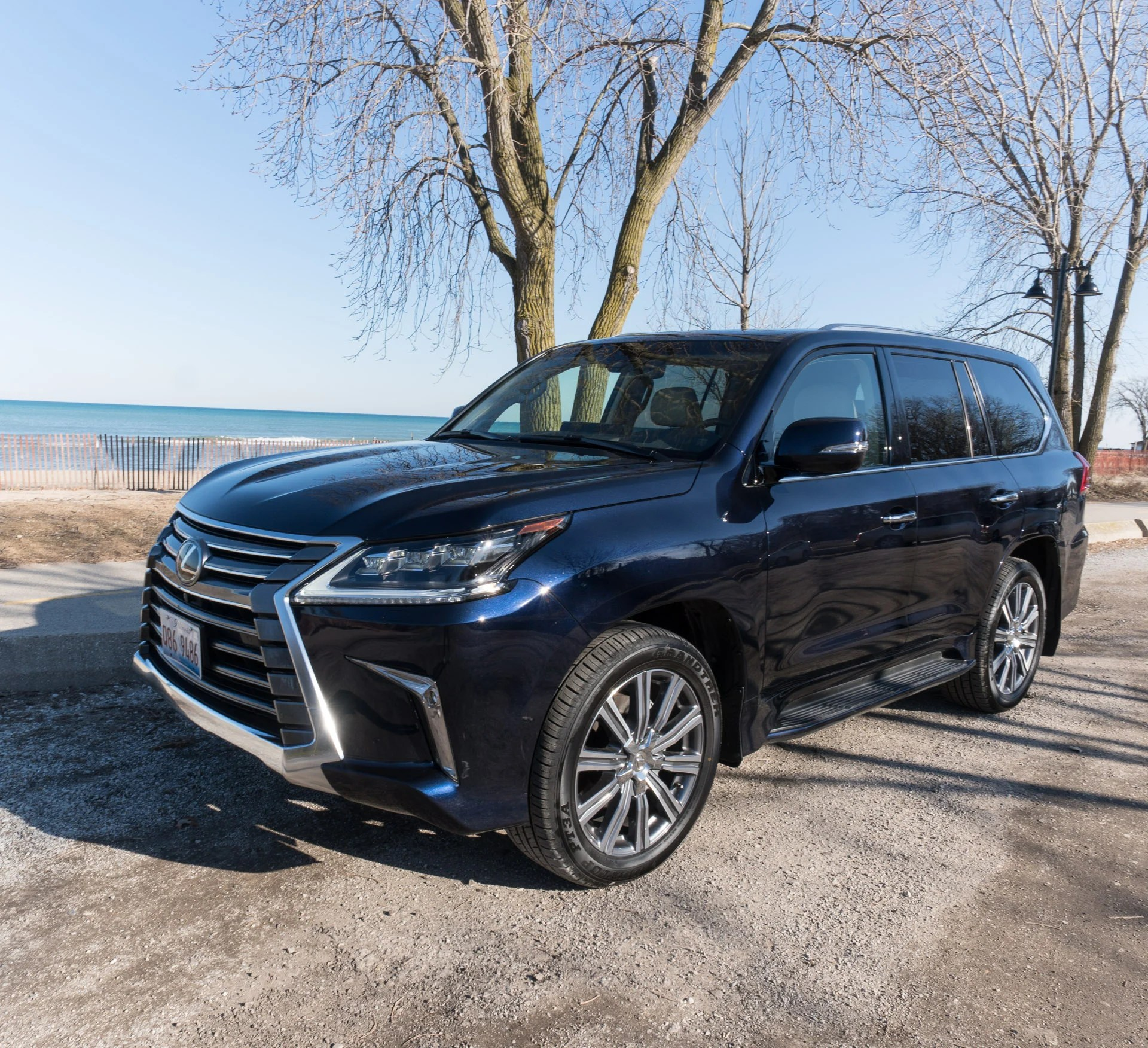 2017 Lexus Lx 570 Review  95 Octane
