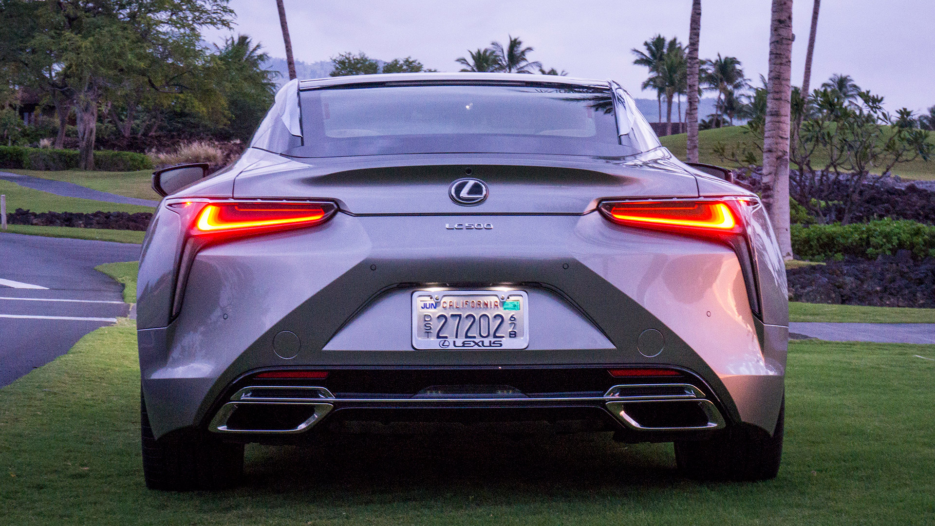 2018 Lexus LC 500 Lexus Moves Into the Fast Lane 95 Octane