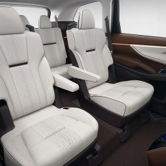 Suv With 3 Rows And Captains Chairs Staples White Office Chair Subaru Ascent Concept Is A Big Row The Thrill Of Driving Isn T Offering Many Details Now We Do Know Power Will Come From New Turbo Boxer Engine It Also Be Built On Global Platform
