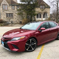 All New Camry 2018 Review Test Drive Grand Veloz 1.3 Toyota Xse V6 Harder Better Faster Stronger