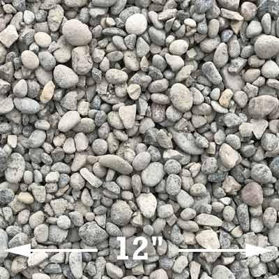 Small river rocks