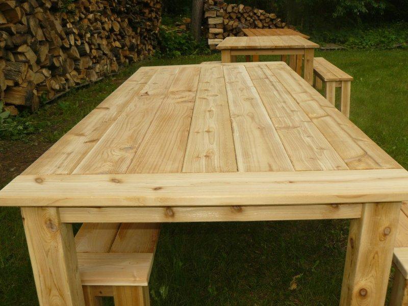 Best Finish For Cedar Table Top