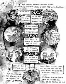 A comic about E-PRIME / Ne pas utiliser le verbe ¨être¨